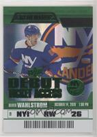 Debut Ticket Access - Oliver Wahlstrom #/25