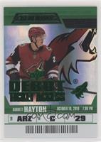 Debut Ticket Access - Barrett Hayton #/25