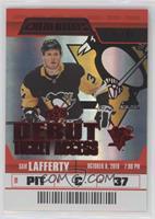 Debut Ticket Access - Sam Lafferty [EXtoNM] #/99