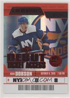 Debut Ticket Access - Noah Dobson #/99