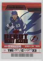 Debut Ticket Access - Carter Verhaeghe #/99