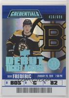 Debut Ticket Access Tier 2 - Trent Frederic #/699