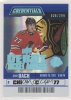 Debut Ticket Access Tier 4 - Kirby Dach #/299