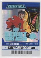 Debut Ticket Access Tier 1 - Dennis Gilbert #/999