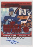 Oliver Wahlstrom #/65