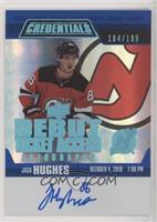 Tier 2 - Jack Hughes #/199