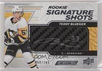 Teddy Blueger #/249