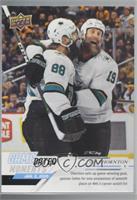January - (Jan. 2, 2020) - Joe Thornton Grabs 7th Place on NHL's Career Assist …