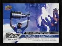 (Sept. 30, 2020) - Tampa Bay Celebrates Stanley Cup Championship with Boat Para…