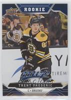 High Series Rookies - Trent Frederic