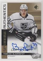 Rookie Authentics - Tobias Bjornfot #/25