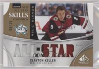 Clayton Keller #/15