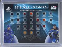 2019 NHL All-Stars #/25