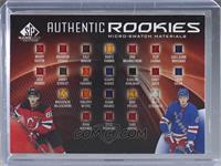 2019-20 NHL Rookies #/25