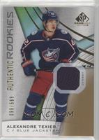 Authentic Rookies - Alexandre Texier #/599