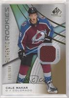 Authentic Rookies - Cale Makar #/599