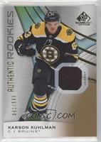 Authentic Rookies - Karson Kuhlman #/599