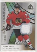 Authentic Rookies - Kirby Dach #/599