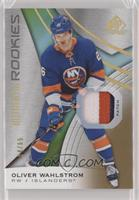 Authentic Rookies - Oliver Wahlstrom #/65