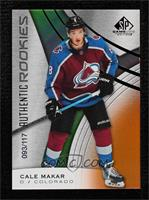 Authentic Rookies - Cale Makar #/117