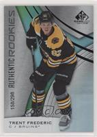 Authentic Rookies - Trent Frederic #/298