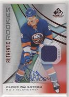 Authentic Rookies - Oliver Wahlstrom