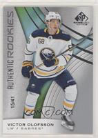 Authentic Rookies - Victor Olofsson #/41