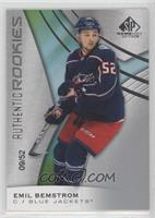 Authentic Rookies - Emil Bemstrom #/52