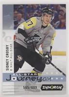 Sidney Crosby #/899