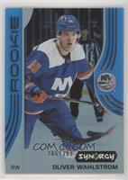 Rookies Tier 2 - Oliver Wahlstrom #/399