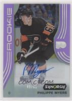 Rookies Auto - Philippe Myers #/61