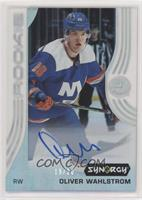 Rookies Auto - Oliver Wahlstrom #/20