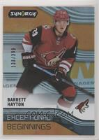 Barrett Hayton #/399