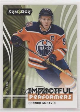 2019-20 Upper Deck Synergy - Impactful Performers #IP-3 - Connor McDavid