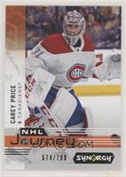 Carey Price #/799