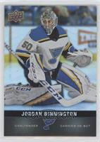 Jordan Binnington