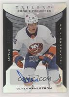 Rookie Premieres Level 2 - Oliver Wahlstrom #/199