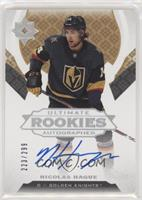 Ultimate Rookies Auto Tier 1 - Nicolas Hague #/299