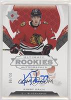 Ultimate Rookies Auto Tier 2 - Kirby Dach #/99