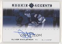 Oliver Wahlstrom #/99