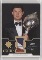 Carey Price #/3
