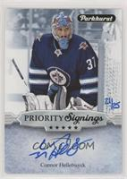 Connor Hellebuyck [NoneEXtoNM] #/25