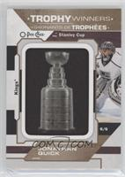 Stanley Cup - Jonathan Quick