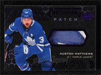 Auston Matthews #/25