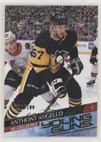 Young Guns - Anthony Angello #/100
