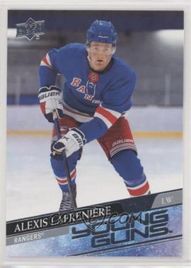 2020-21 Upper Deck - [Base] #201 - Young Guns - Alexis Lafreniere