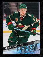 Young Guns - Kirill Kaprizov