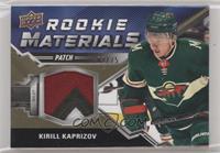 Kirill Kaprizov #/25