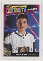 Rookies - Peyton Krebs