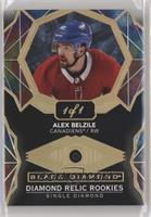 Alex Belzile #/1
